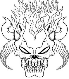236x268 Scary Coloring Pages For Adults Coloring Pages Of Halloween