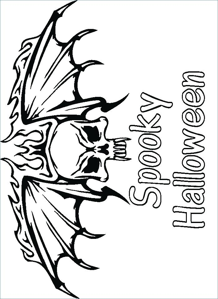 700x960 Coloring Pages Scary Skeleton Coloring Pages Halloween Skeleton