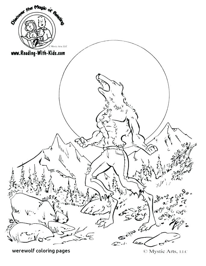 684x885 Werewolf Coloring Pages Werewolf Coloring Pages X Scary Werewolf
