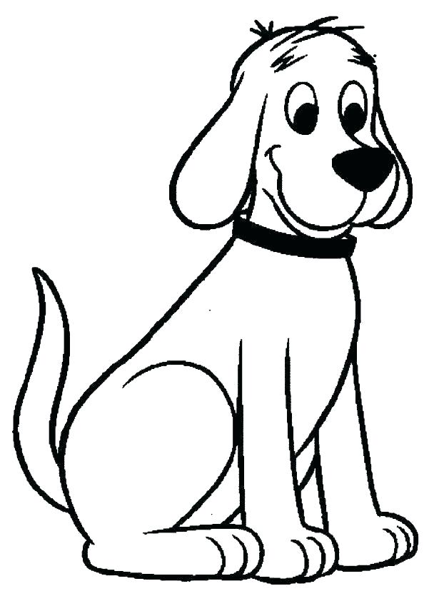 615x835 Dog Coloring Pages Free Online Dog With A Blog Coloring Pages Free