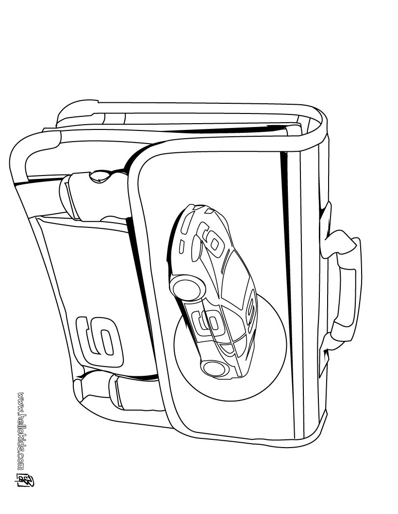 820x1060 School Bag For Boys Coloring Pages