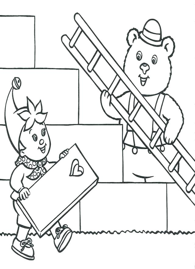 640x881 Building Coloring Page School Building Coloring Pages Back