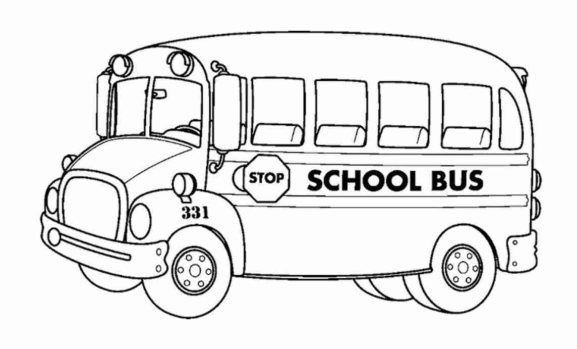 1144x691 Innovative School Bus Coloring Sheet Free Printable Pages For Kids