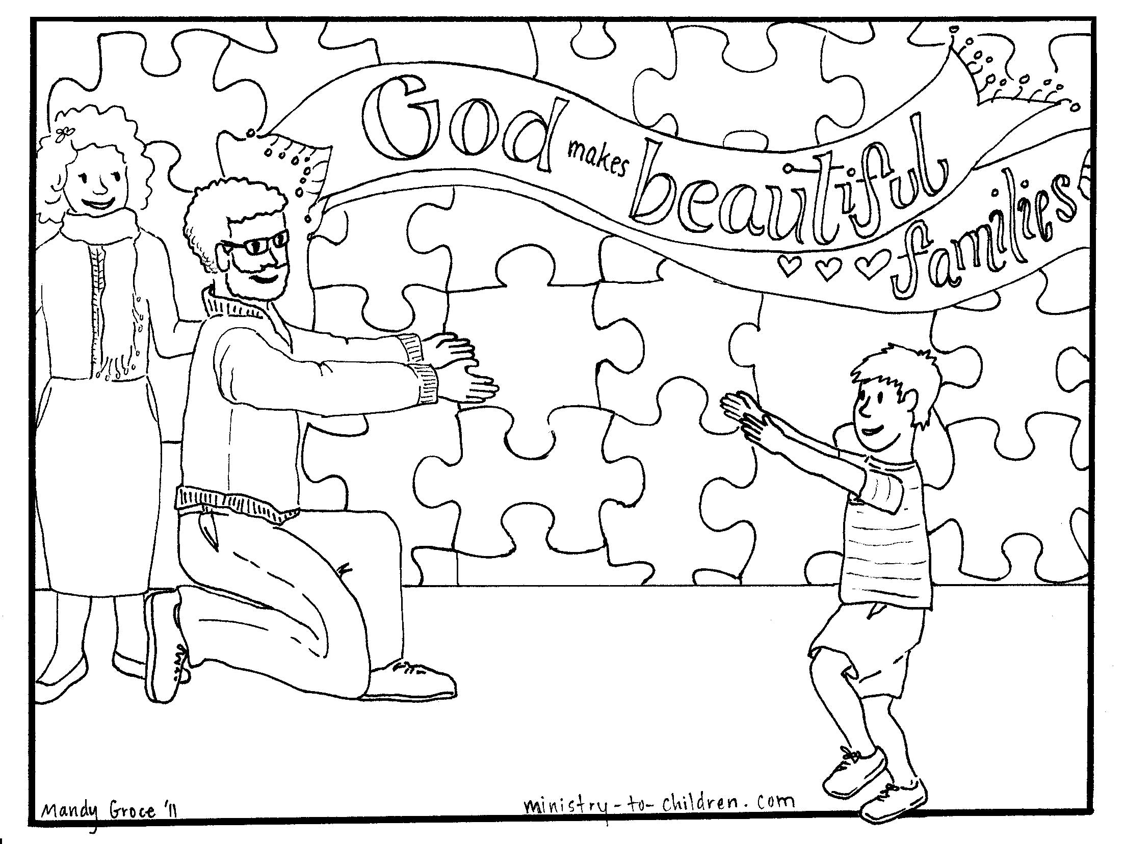 2207x1656 Impressive Family Day Coloring Pages Coloring For Beatiful Family