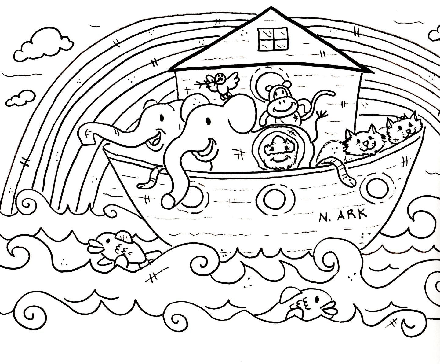 1441x1191 Children Coloring Pages For Church Sunday School Coloring