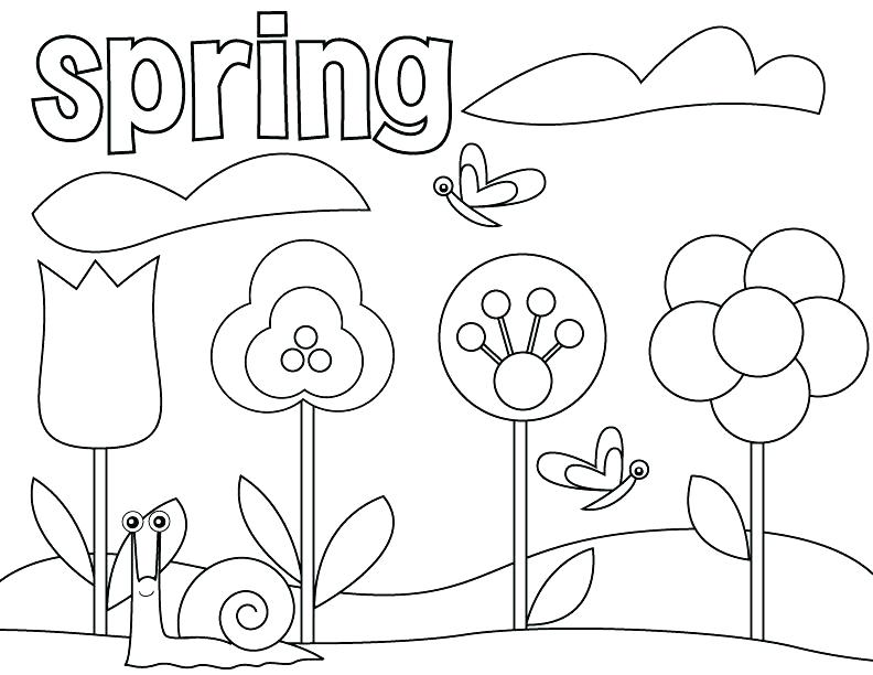 792x612 Coloring Pages For Pre K Coloring Pages For K School Coloring