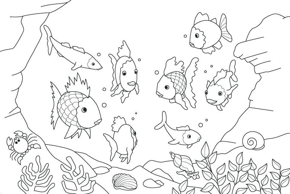 970x647 Pout Pout Fish Coloring Page Pout Pout Fish Coloring Page Also