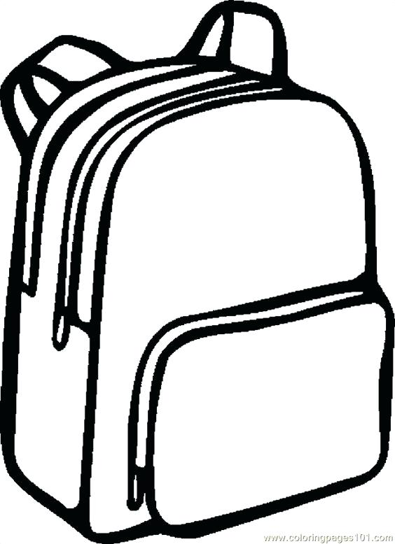 564x778 Teacher School Supply Coloring Pages Sketch Coloring Page School