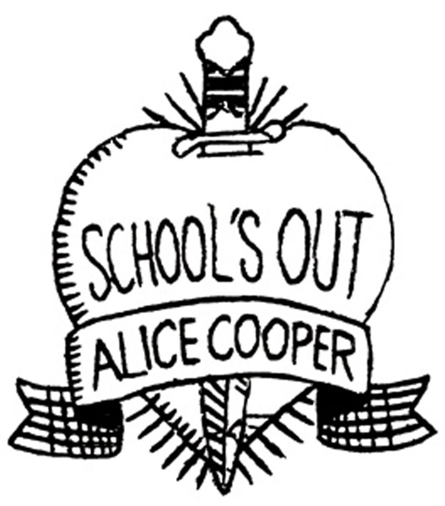 881x1001 Schools Out Coloring Pages