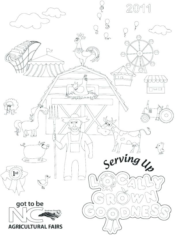 618x822 Here Are Fair Coloring Pages Pictures Fair Free Fair Coloring