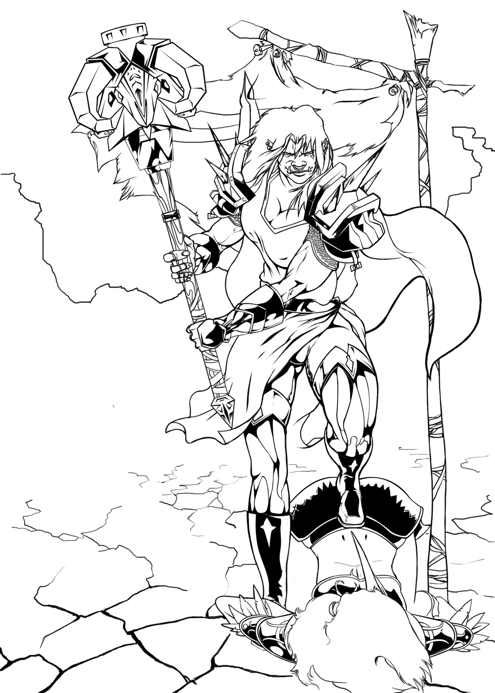 1000x1400 Science Fiction Coloring Pages
