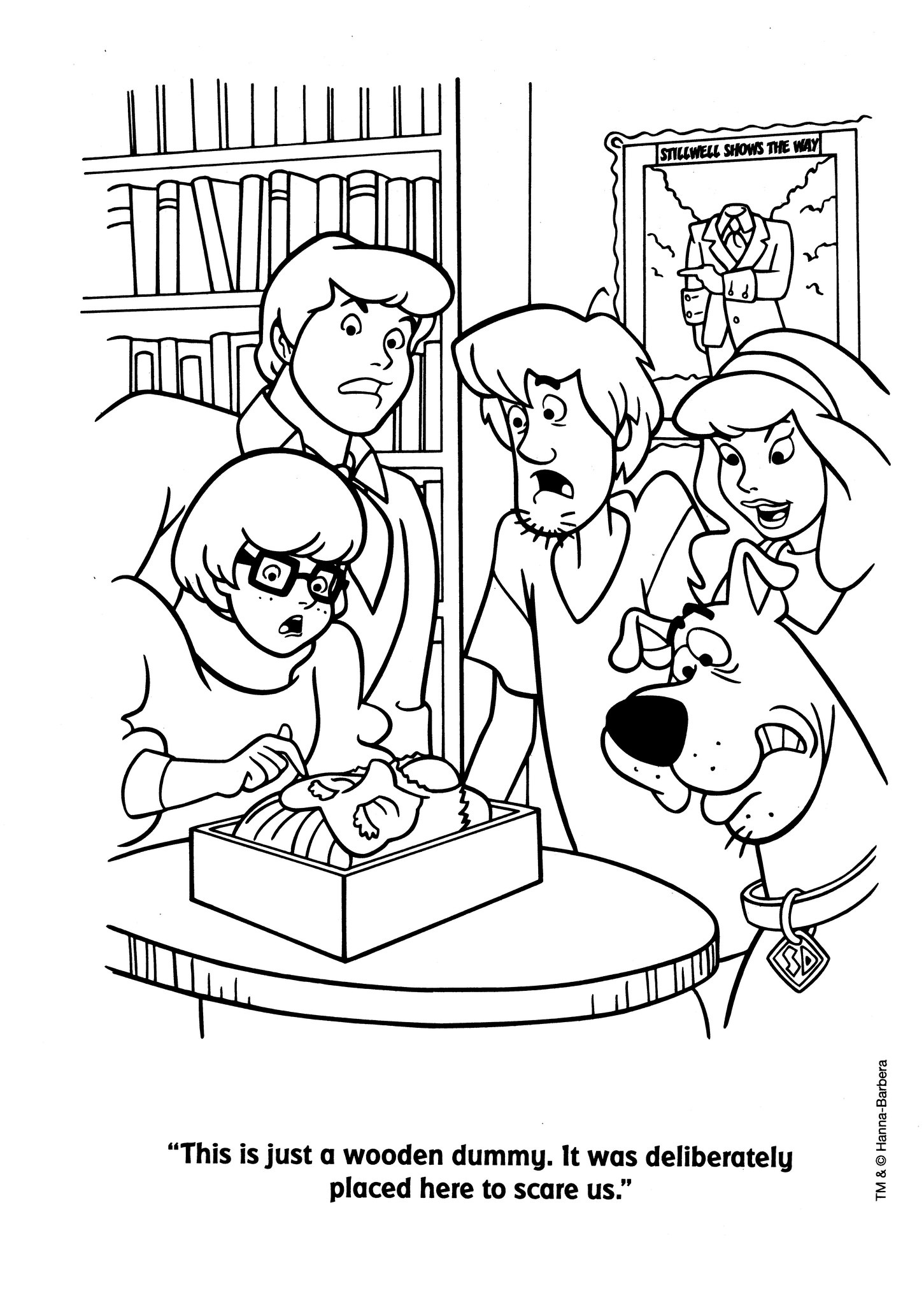 1451x2048 Best Of Scooby Doo Free Coloring Pages For Children