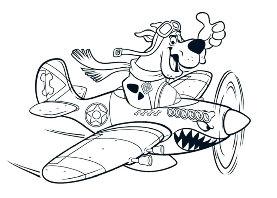 960x685 Coloring Pages Of Scooby Doo Coloring Pages Free Free Printable