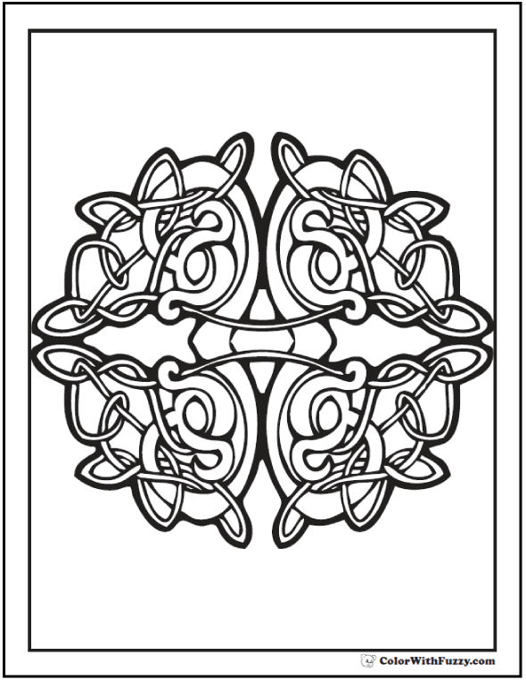Scottish Coloring Pages At Getdrawings Com Free For Personal Use