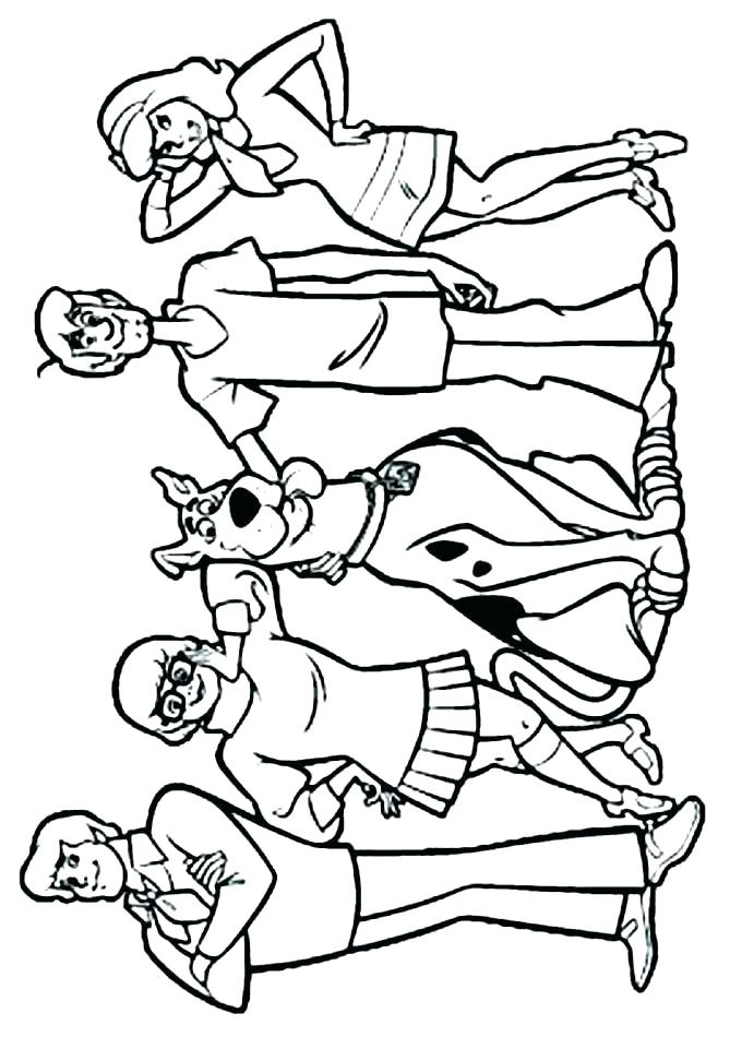 669x950 Scooby Doo Coloring Pages Coloring Pages Of Coloring Pages Online
