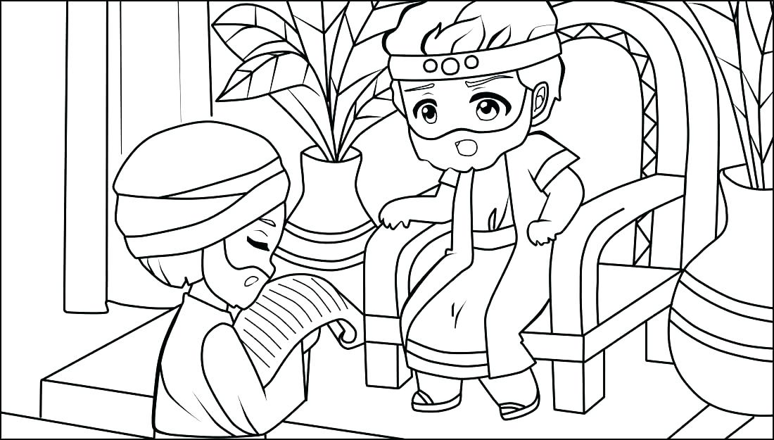 Scroll Coloring Page at GetDrawings.com | Free for personal use ...