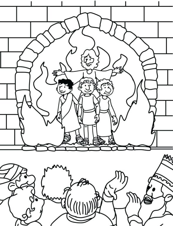 589x768 End Time Statue Coloring Sheet Refused The Kings Food Coloring