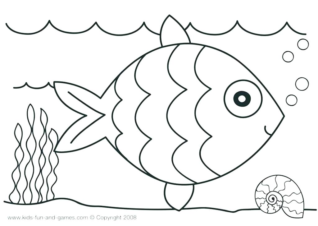 Sea Life Coloring Pages At Getdrawings Com