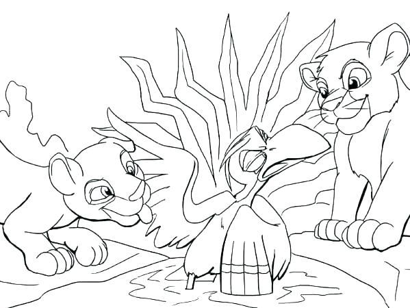 599x450 Coloring Page Lion Sea Lion Coloring Pages Lion Coloring Pages