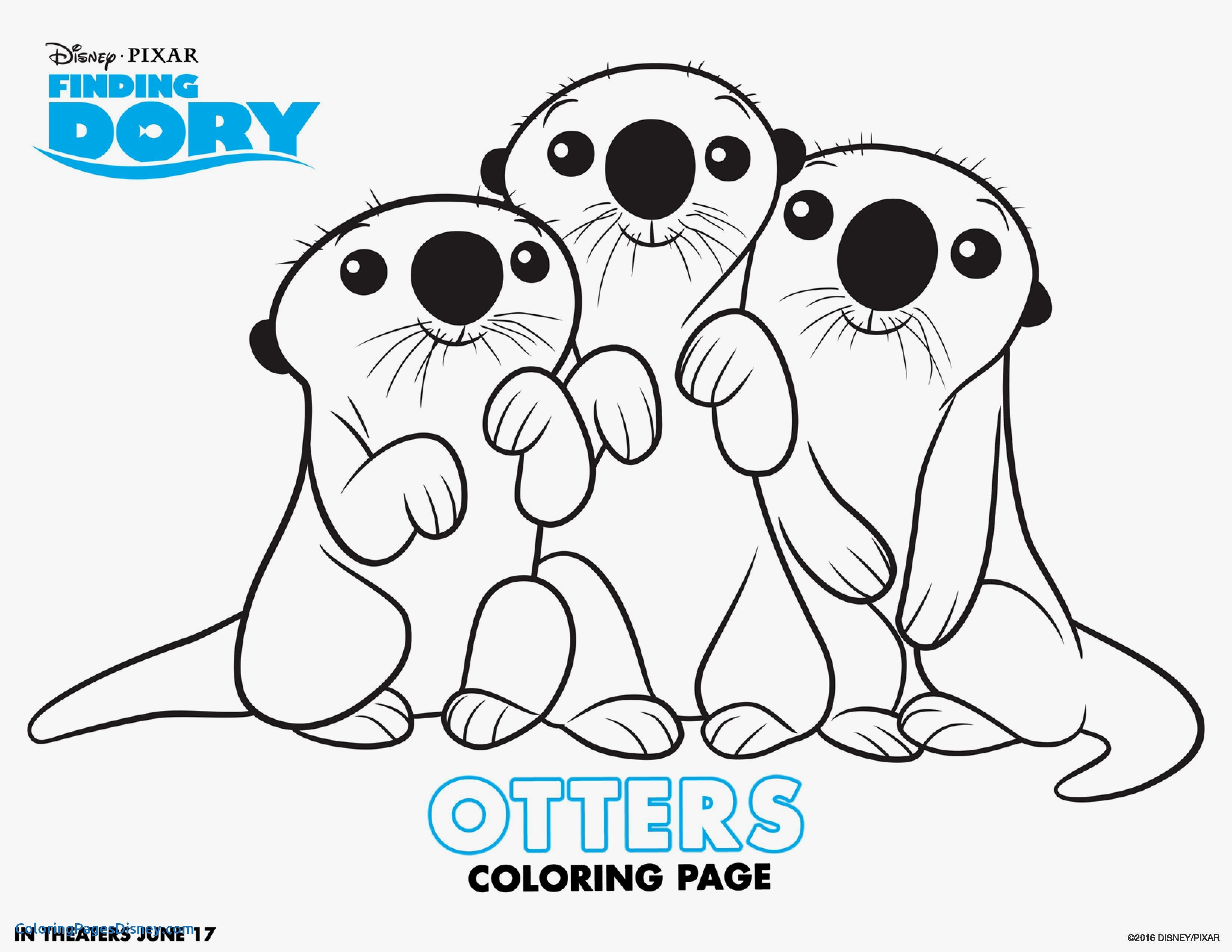 3300x2550 Sea Otter Coloring Pages Lovely Dory Coloring Pages Best Coloring