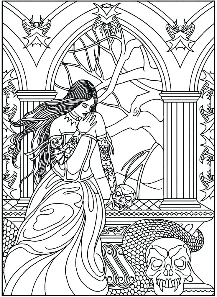 736x1006 Sea Serpent Colouring Pages Best Fantastical Coloring Pages Images
