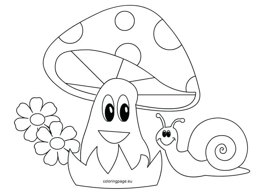863x635 Snail Coloring Page Coloring Pages Share Cute Snail Coloring Pages