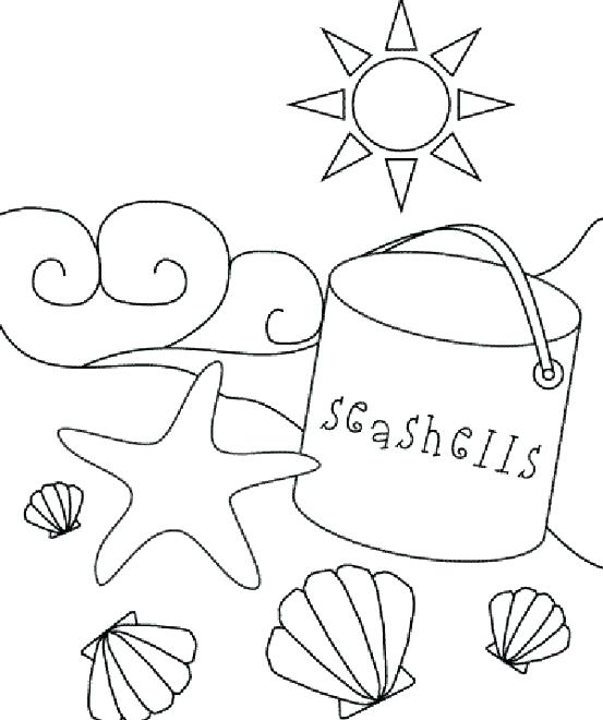 553x660 Sea Shell Coloring Pages Sea Snail Sea Snail Coloring Page