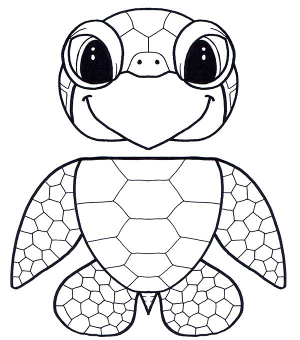 image about Turtle Printable referred to as Sea Turtle Printable Coloring Webpages at