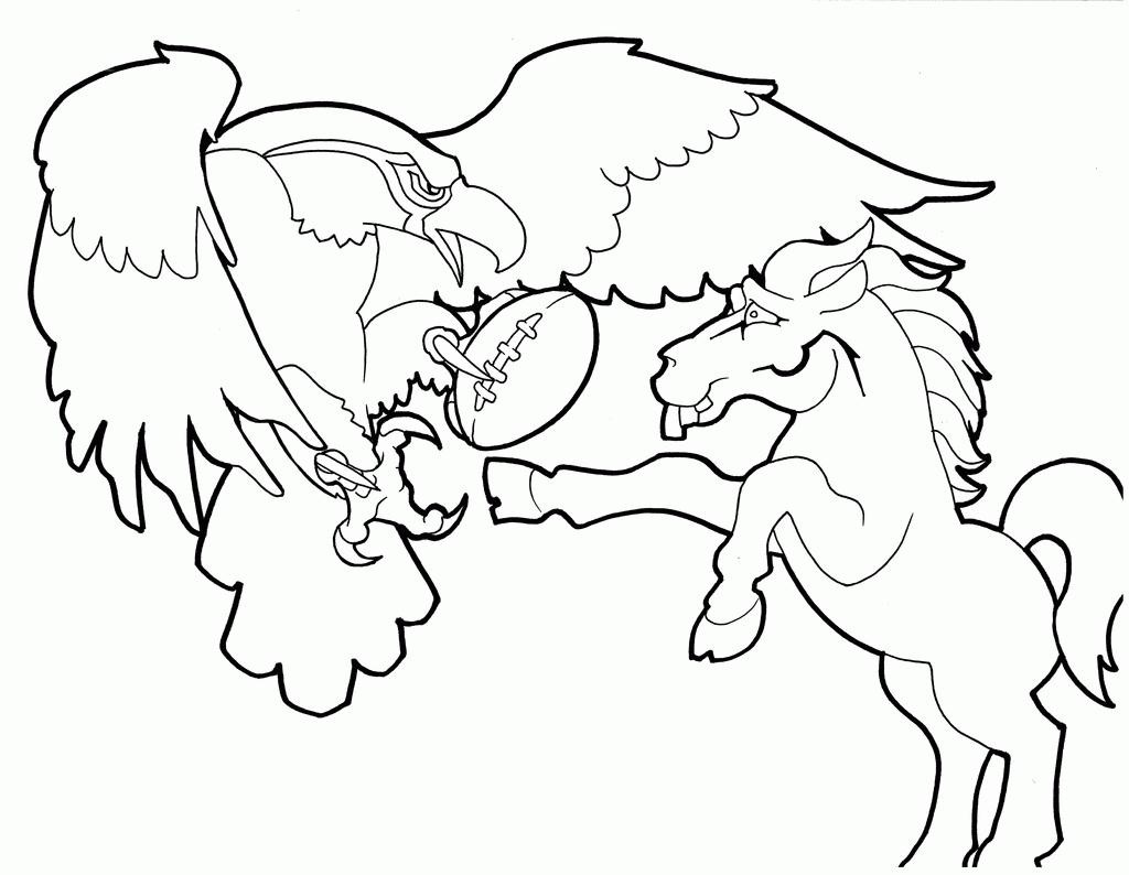 1024x794 Seahawks Coloring Pages