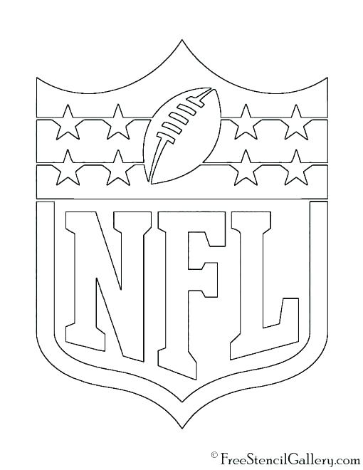 510x660 Seattle Seahawks Logo Coloring Pages