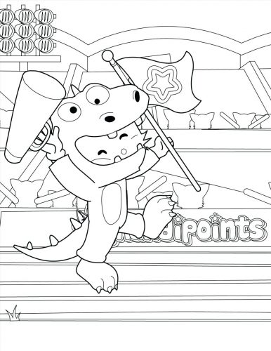 386x500 Coloring Pages Seahawks Coloring Pages Spectacular Rush Zone