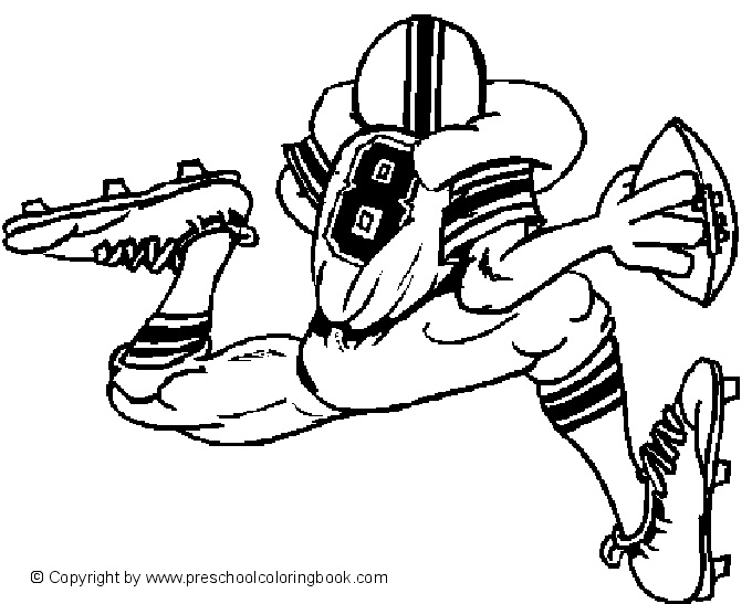 680x547 Free Coloring Pages, Fan Flags Show Seattle Seahawks Nfl Team