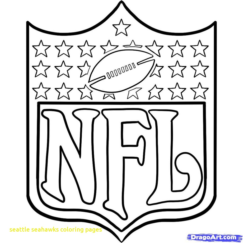 1024x1024 Seattle Seahawks Coloring Pages With Amazing Seattle Seahawks Logo