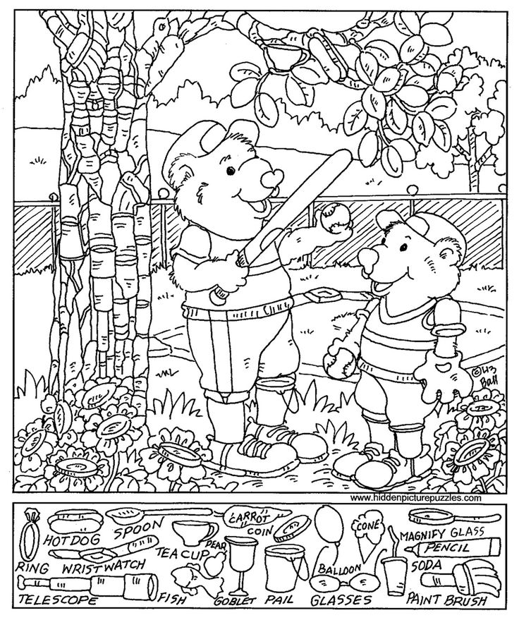 Search And Find Coloring Pages At Getdrawings Com Free For
