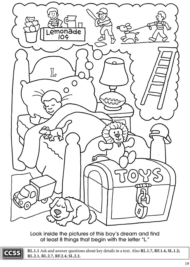 650x913 Boost Alphabet Search Coloring Activity Book Dover Publications