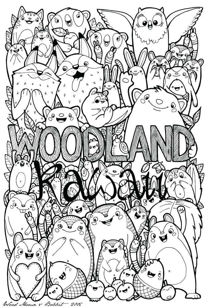 676x1000 Kawaii Coloring Pages Printable Coloring Pages Coloring Pages