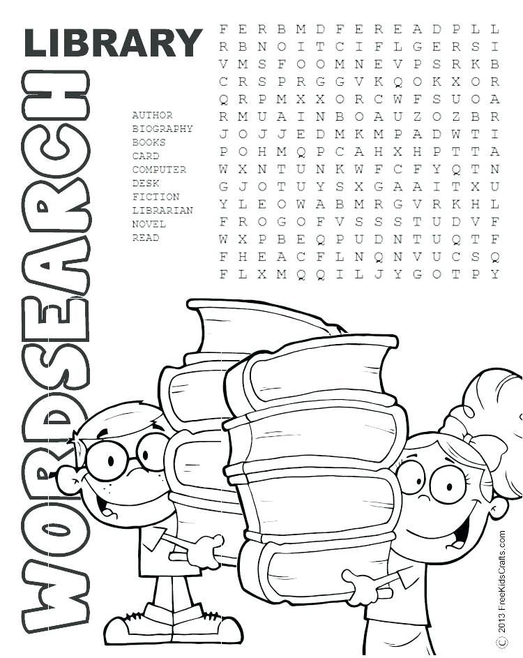 750x943 Word Search Coloring Pages Coloring Pages Word Searches Printable