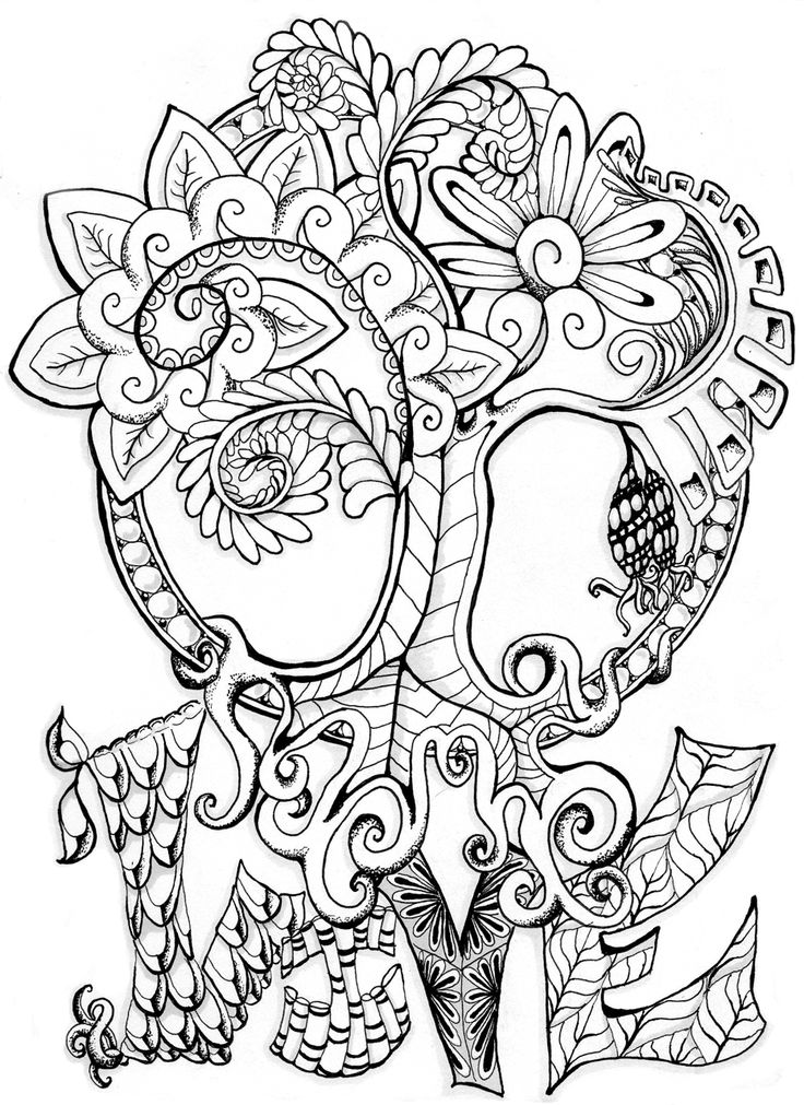 736x1011 Tree Of Life Coloring Pages