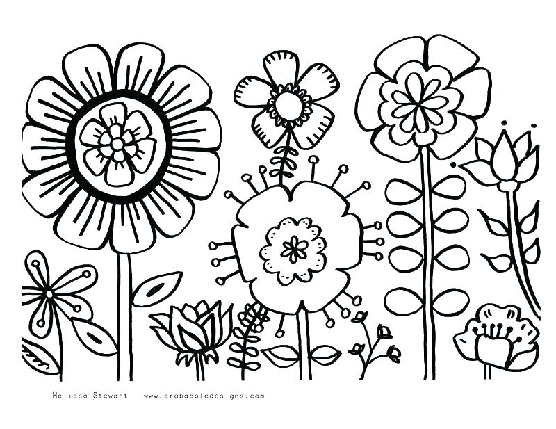 800x617 Seasons Coloring Pages Free Printable Four Seasons Coloring Pages
