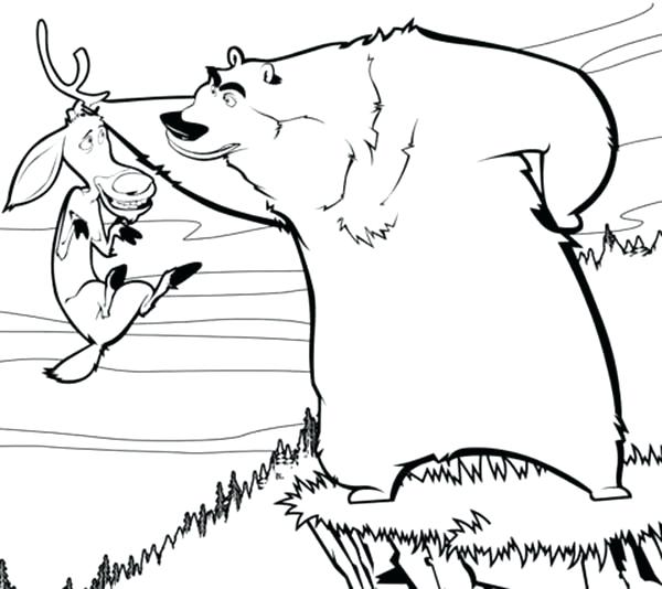 600x534 Seasons Coloring Pages Open Season Coloring Pages Is Angry