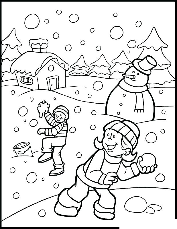 618x798 Season Coloring Pages
