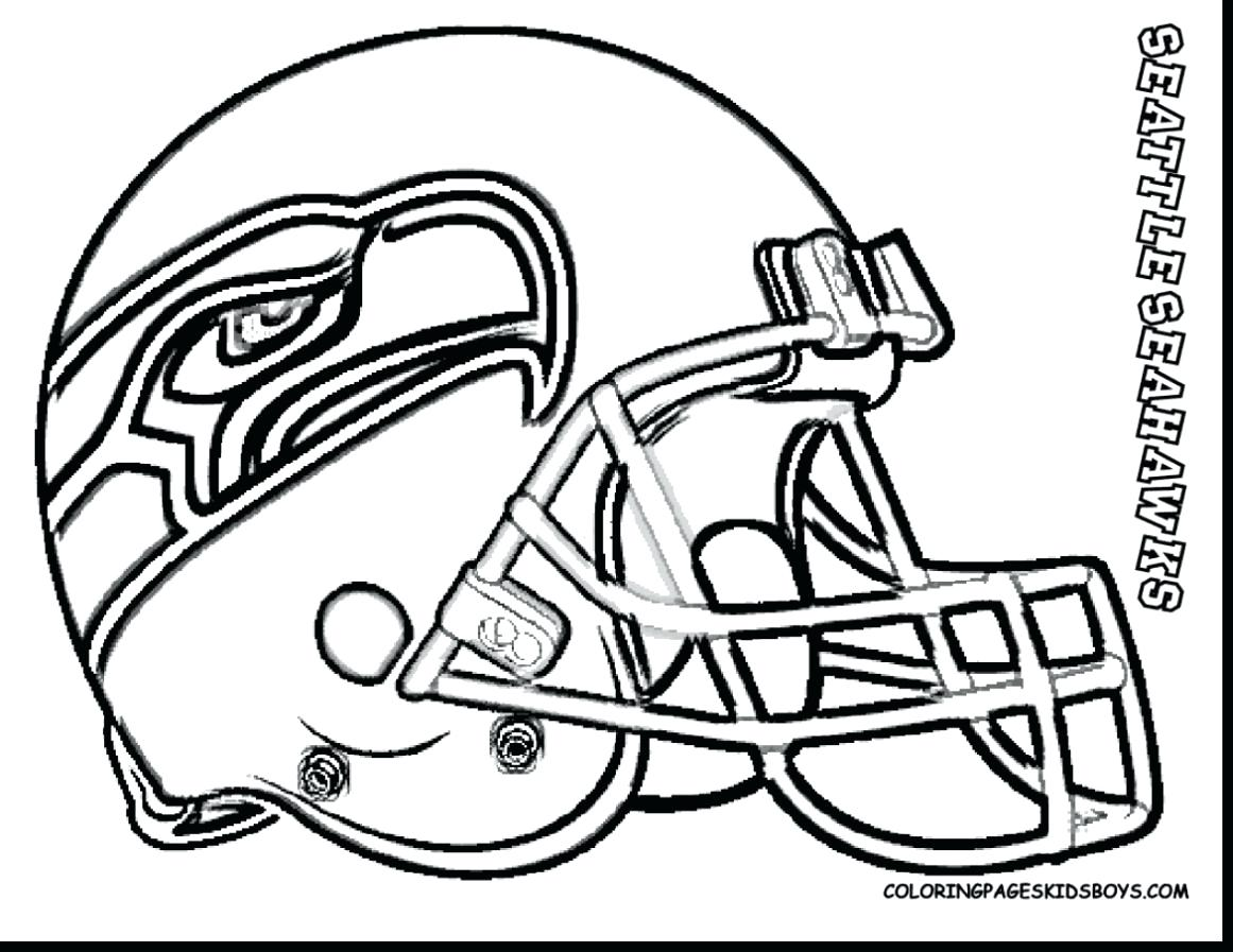 1161x897 Seahawks Color Picture Click Coloring Pages Football Helmet