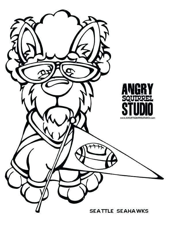612x792 Seattle Seahawks Coloring Pages Coloring Pages Coloring Book
