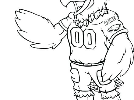 440x330 Seattle Seahawks Coloring Page