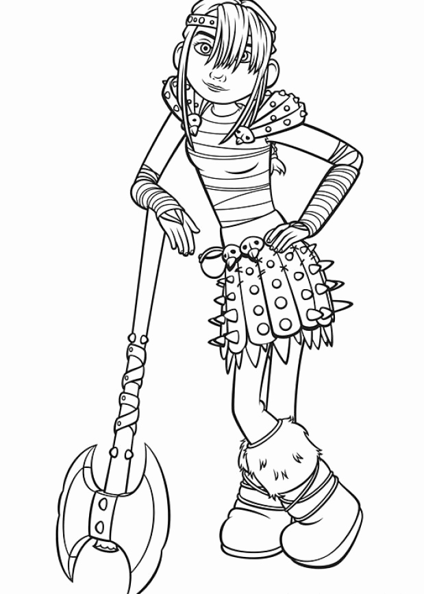 The Best Free Hideous Coloring Page Images Download From 20 Free