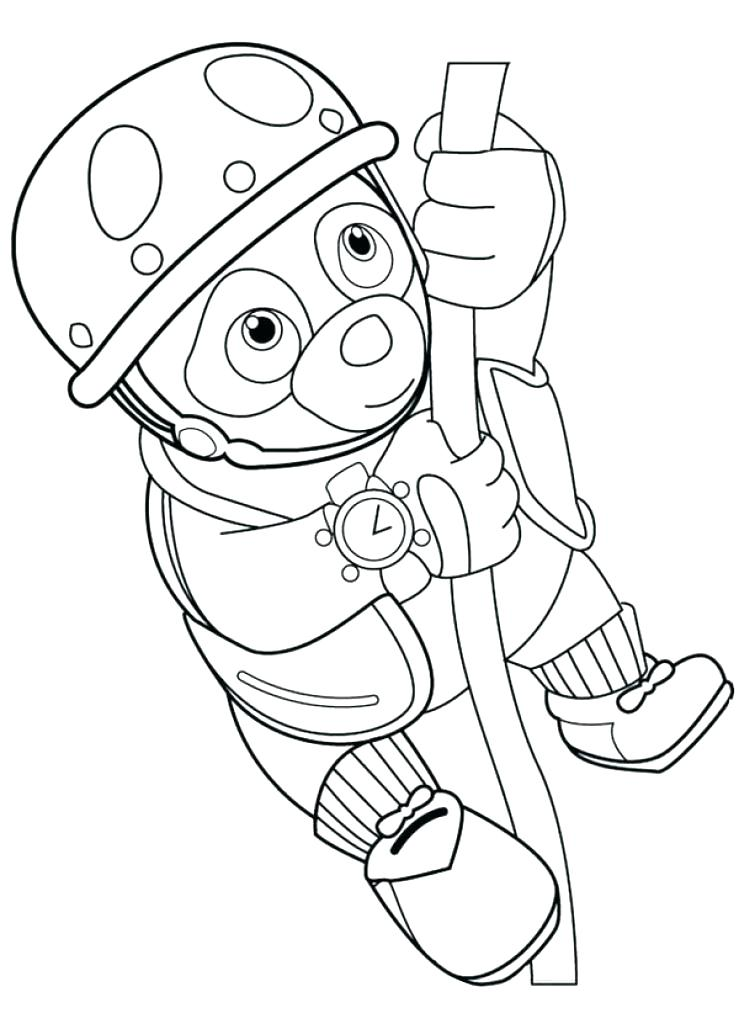 739x1024 Oso Coloring Pages Exciting Special Agent Coloring Pages Free