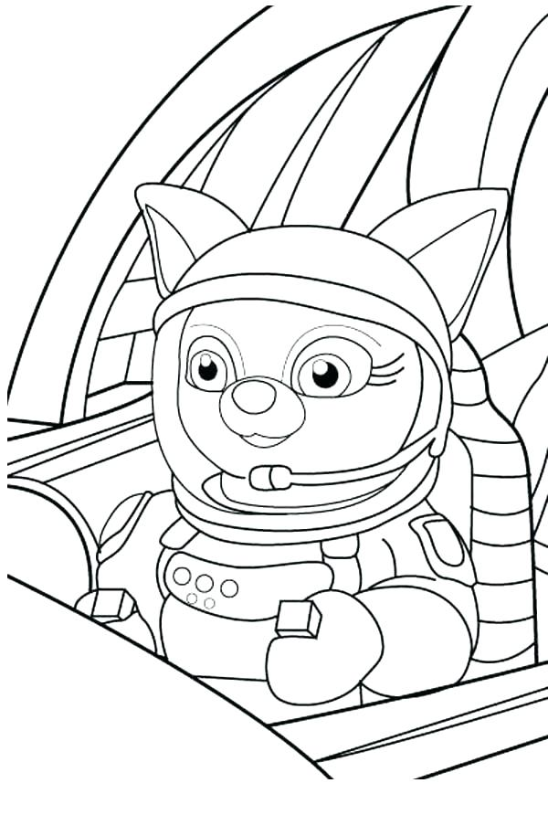600x915 Special Agent Oso Coloring Pages Am Special Coloring Pages