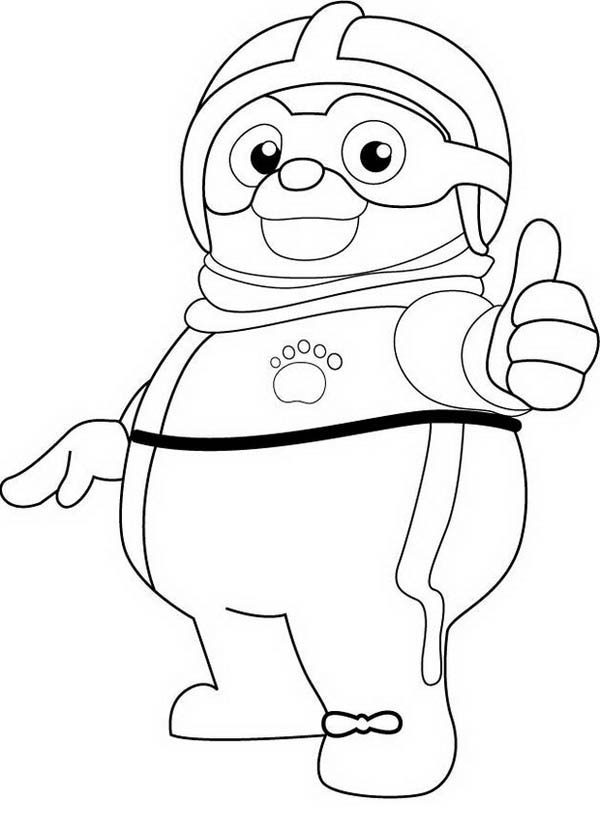 600x832 Oso Coloring Pages