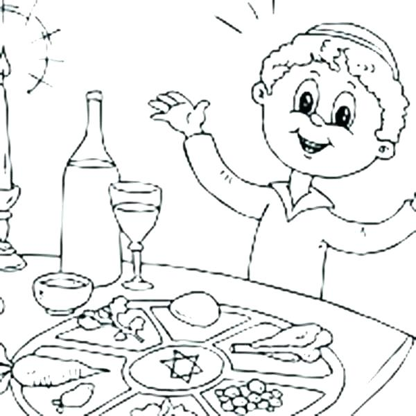 600x600 Passover Coloring Page Coloring Page Idea Coloring Pages