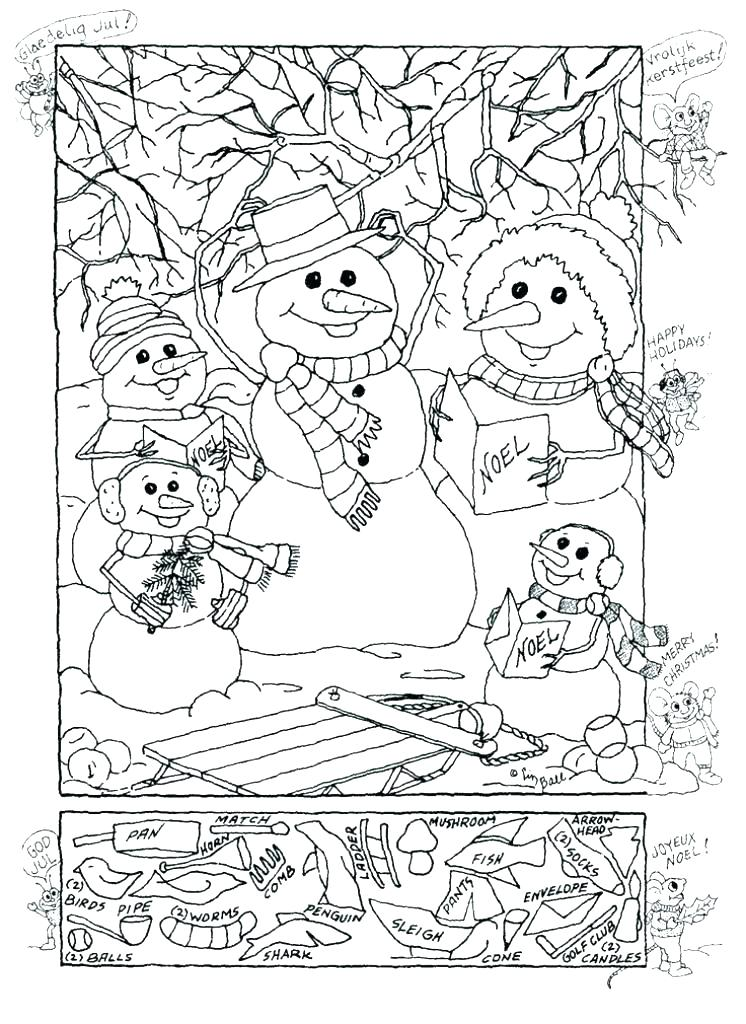Seek And Find Coloring Pages At Getdrawings Com Free For Personal
